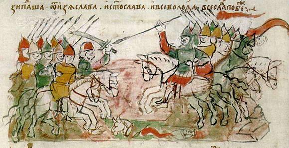 Битва на Немиге