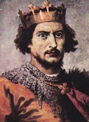 Король Болеслав II - художник Ян Матейко, XIX в.