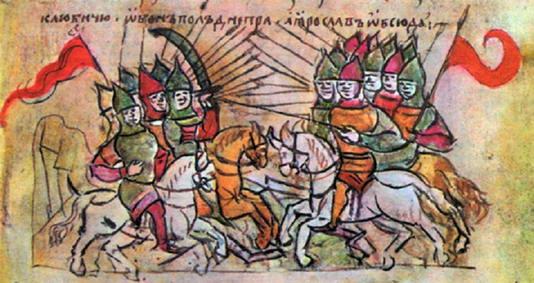 Битва с поляками